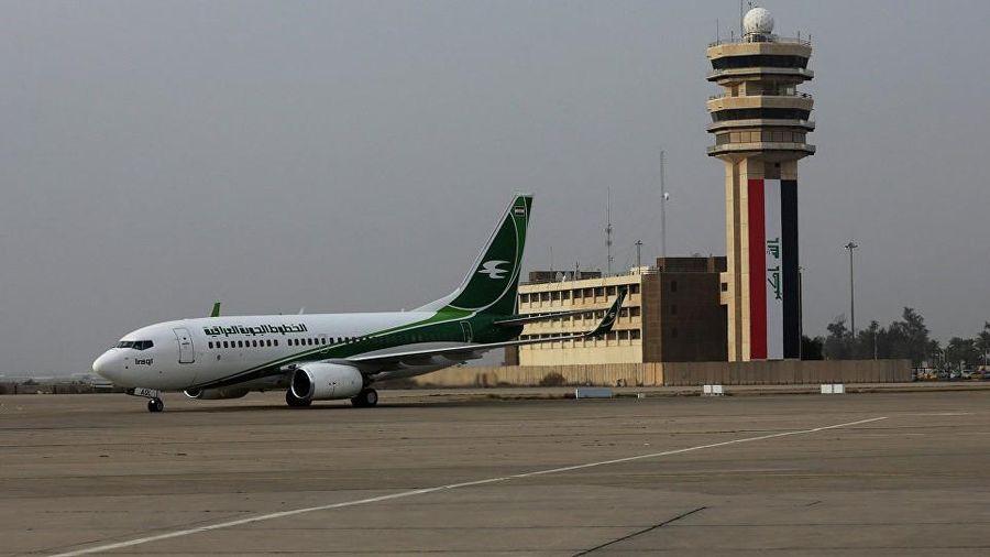 Rocket rơi gần sân bay quốc tế Baghdad, gần căn cứ quân sự Mỹ
