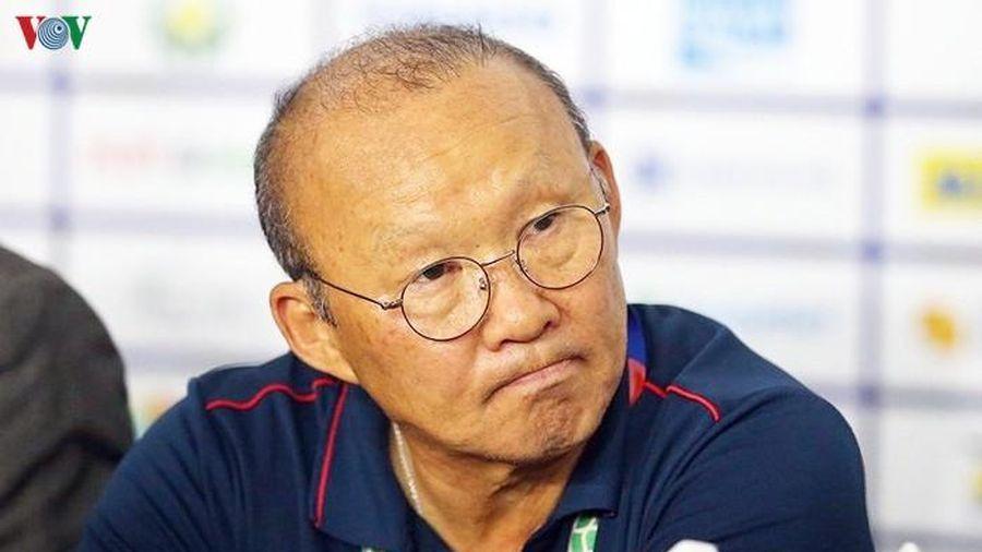 Thầy Park cấm cửa truyền thông, U22 Việt Nam quyết giành HCV