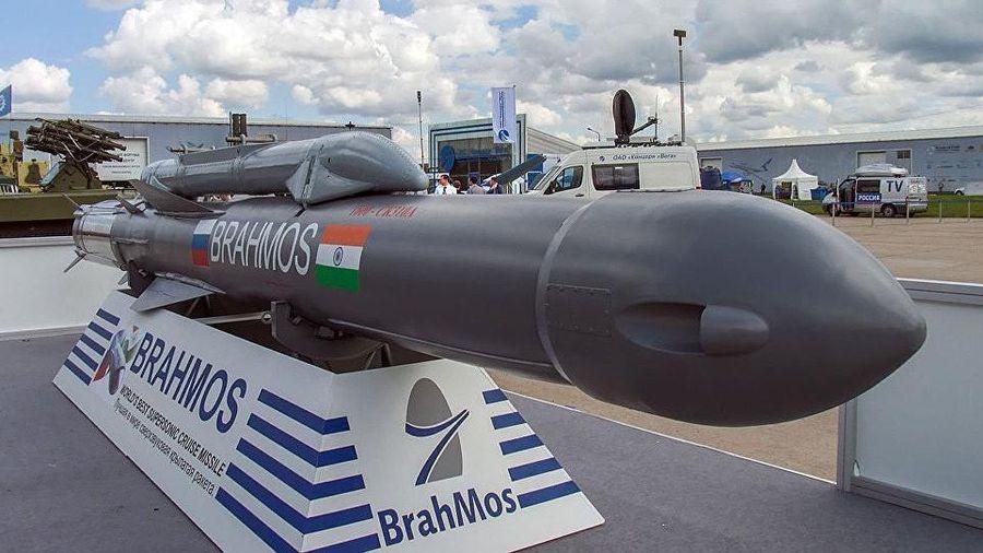 Philippines cân nhắc ký hợp đồng mua tên lửa BrahMos của Ấn Độ
