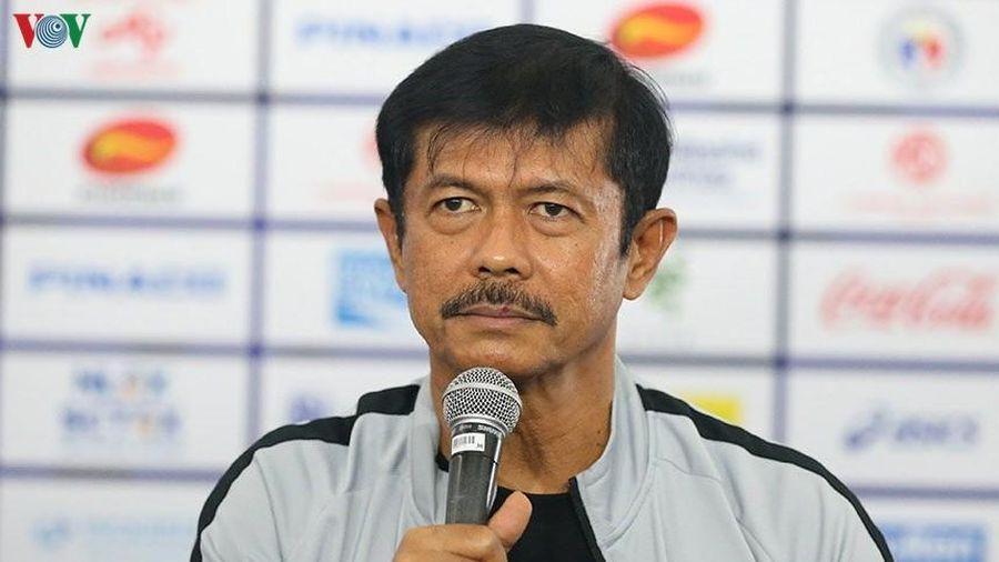 HLV Indra Sjafri chơi đòn tâm lý với thầy Park trước đại chiến