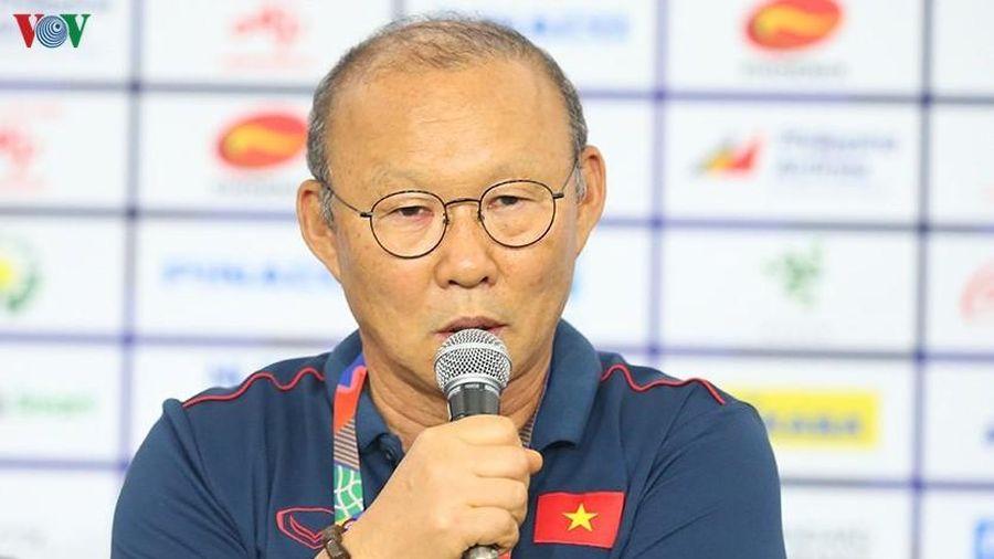 Thầy Park: 'Tôi yêu Việt Nam và sẽ mang vinh quang về cho đất nước'