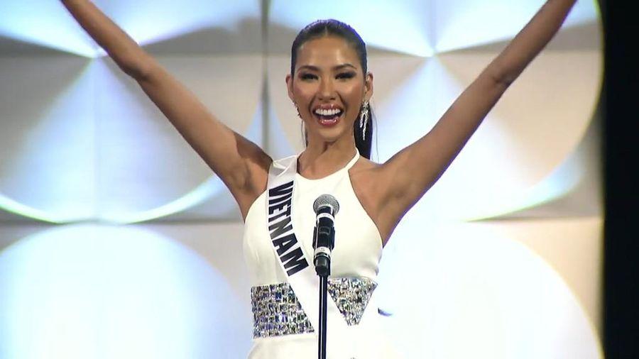 Dừng chân ở top 20, Hoàng Thùy vẫn tỏa sáng tại Miss Universe 2019