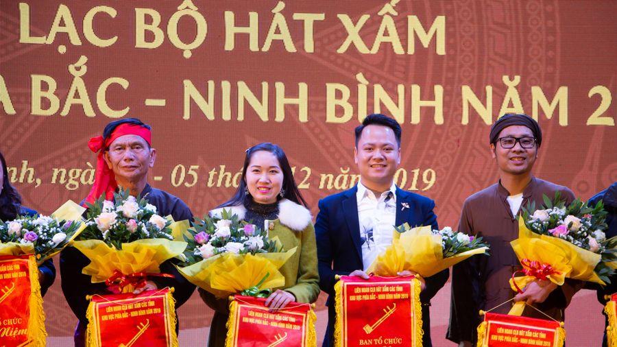 Hát xẩm xứ Nghệ đạt giải A Liên hoan hát xẩm các tỉnh khu vực phía Bắc