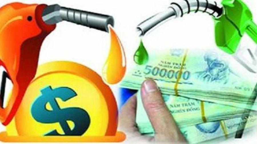 Sẽ có phương án xử lý khi Quỹ Bình ổn giá xăng dầu bị 'âm'