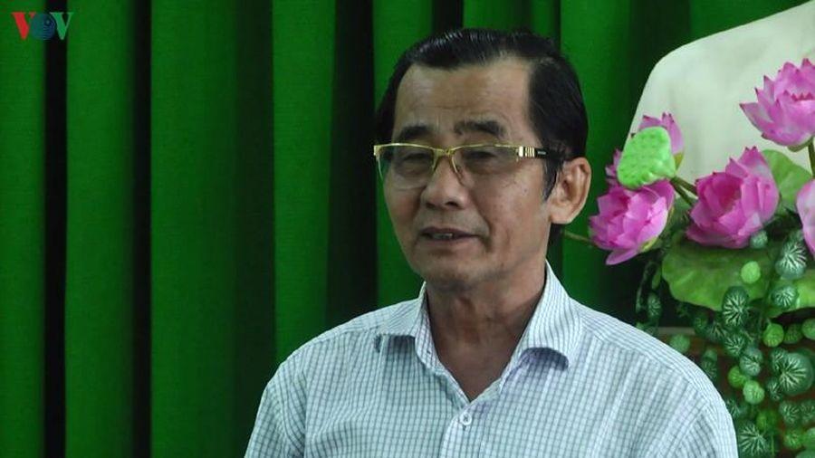 Phó Bí thư thường trực Thành ủy Phan Thiết bị cách hết chức vụ trong Đảng