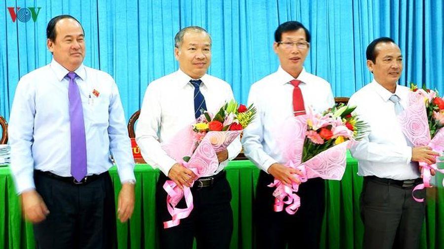 Ông Lê Văn Phước được bầu làm Phó Chủ tịch tỉnh An Giang