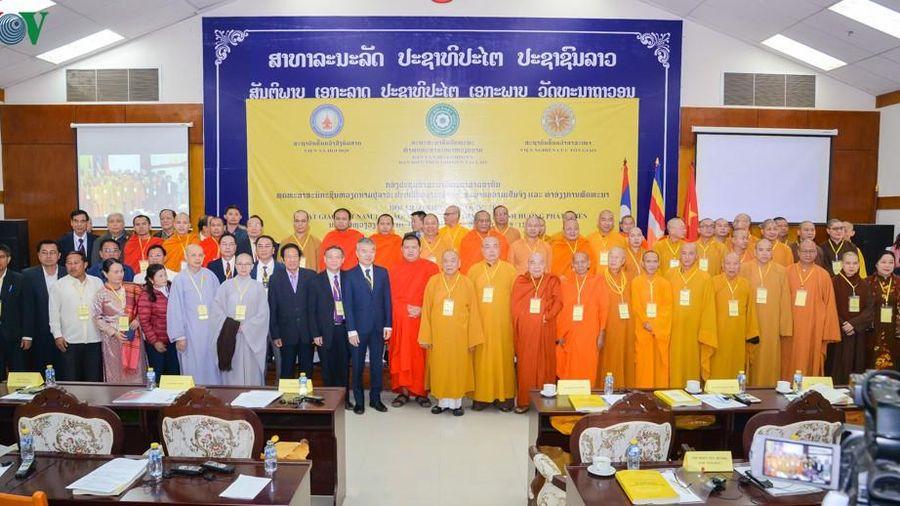 Phật giáo Việt Nam tại Lào: Lịch sử, thực trạng và định hướng phát triển