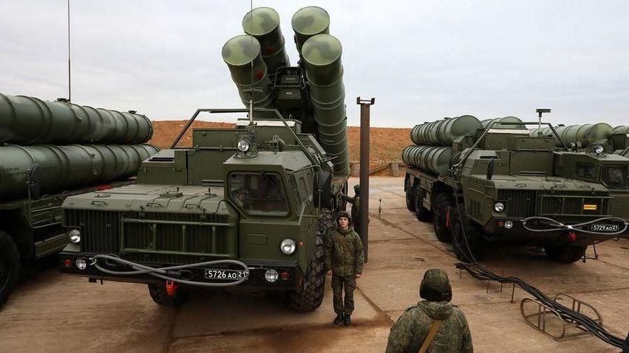 Nga tung 'vệ binh bầu trời' S-300 canh gác phía nam Moscow