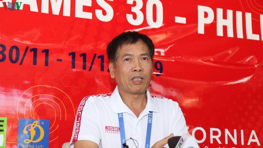 Trưởng Đoàn TTVN Trần Đức Phấn: SEA Games 31 ở Việt Nam sẽ chuẩn về chuyên môn