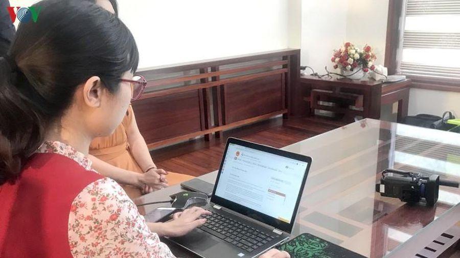 Người dân Quảng Ninh tiếp cận 11 dịch vụ ở Cổng dịch vụ công Quốc gia