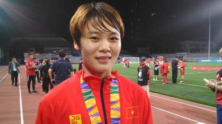 Phạm Hải Yến: 'Cánh én nhỏ' của đội tuyển bóng đá nữ Việt Nam