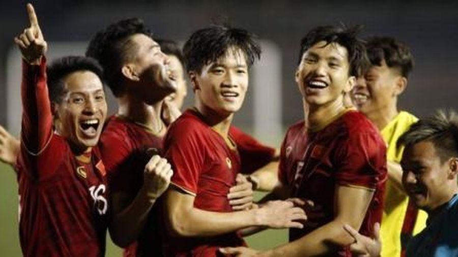 Lịch sử đối đầu 'bất phân thắng bại' giữa U22 Việt Nam với Indonesia