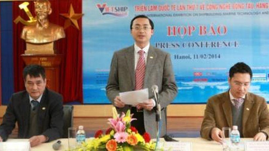 Tổng công ty Công nghiệp tàu thủy - SBIC có Chủ tịch Hội đồng thành viên mới