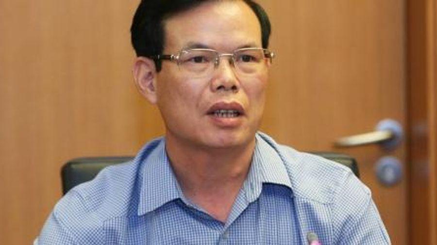 Đề nghị Bộ Chính trị kỷ luật đối với ông Triệu Tài Vinh
