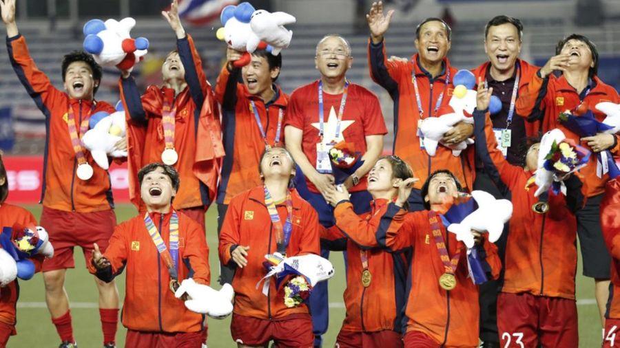 'Tuyển nữ Việt Nam sẽ phát triển mạnh mẽ để dự World Cup'
