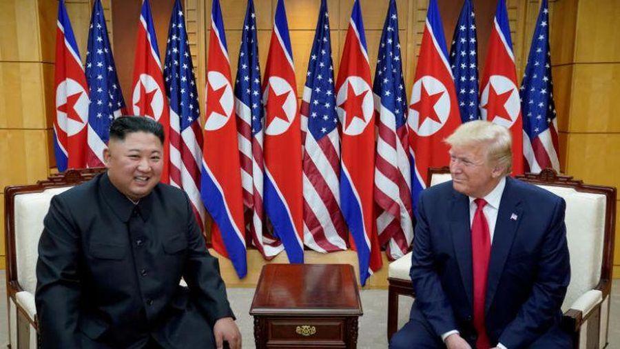 Ông Trump cảnh báo Triều Tiên có thể 'mất tất cả'