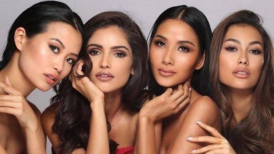 Trực tiếp Miss Universe 2019: Hoàng Thùy liệu có vượt qua thành tích của H'Hen Niê?