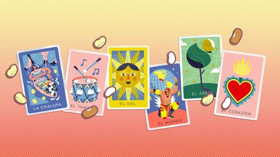 Lotería - Trò chơi may rủi nổi tiếng ở Mexico được Google Doodle vinh danh