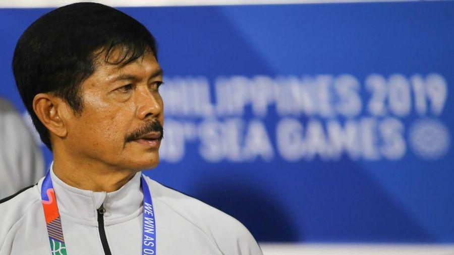 HLV Indonesia: 'Ban huấn luyện U22 Việt Nam nhận thẻ vàng rồi, còn tôi thì chưa'
