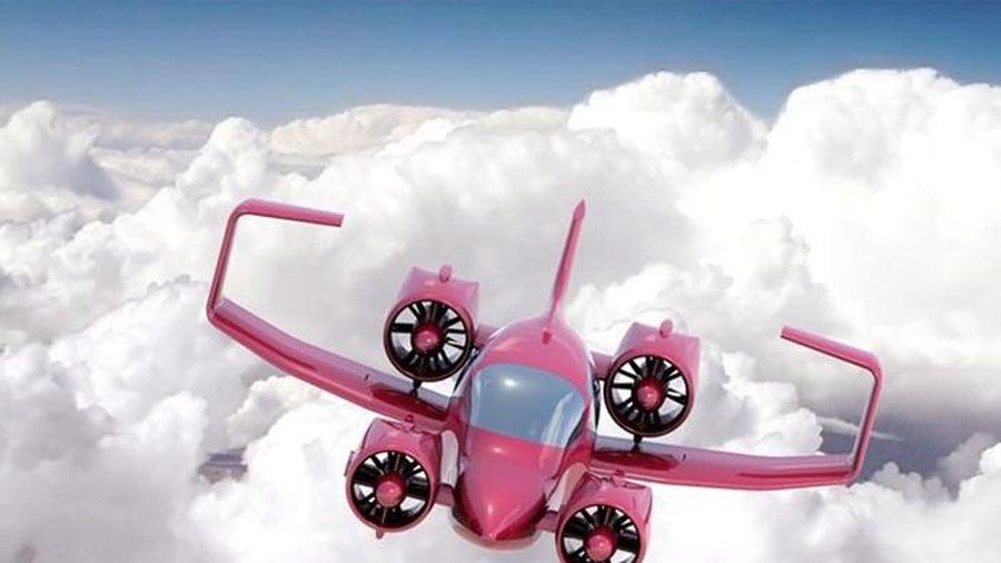 Ô tô bay nào ấn tượng nhất thế giới?