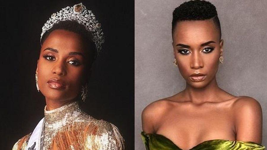 Vẻ đẹp cá tính và nóng bỏng của tân Hoa hậu Hoàn vũ 2019