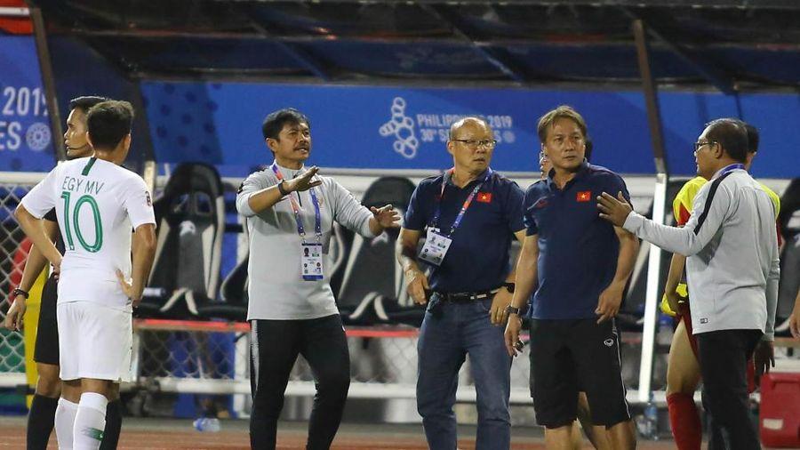 HLV Park Hang Seo: 'Tất cả cầu thủ U22 Việt Nam đều chuẩn bị cho khoảnh khắc vô địch SEA Games'