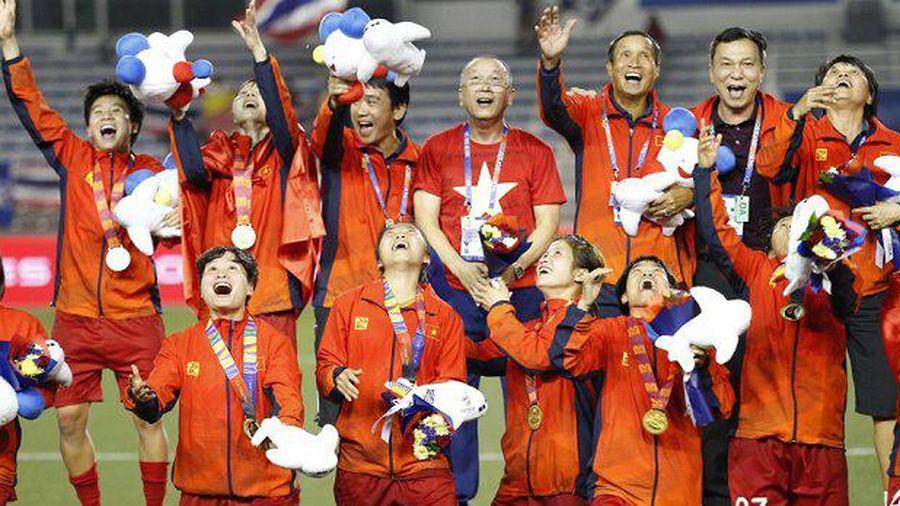 Vô địch SEA Games, các nữ tuyển thủ Việt Nam được tặng 90% học bổng đại học, cao đẳng
