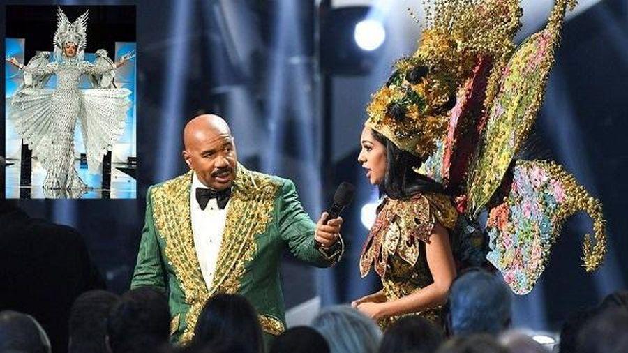 MC Steve Harvey lại đọc nhầm kết quả tại 'Hoa hậu Hoàn vũ 2019'?