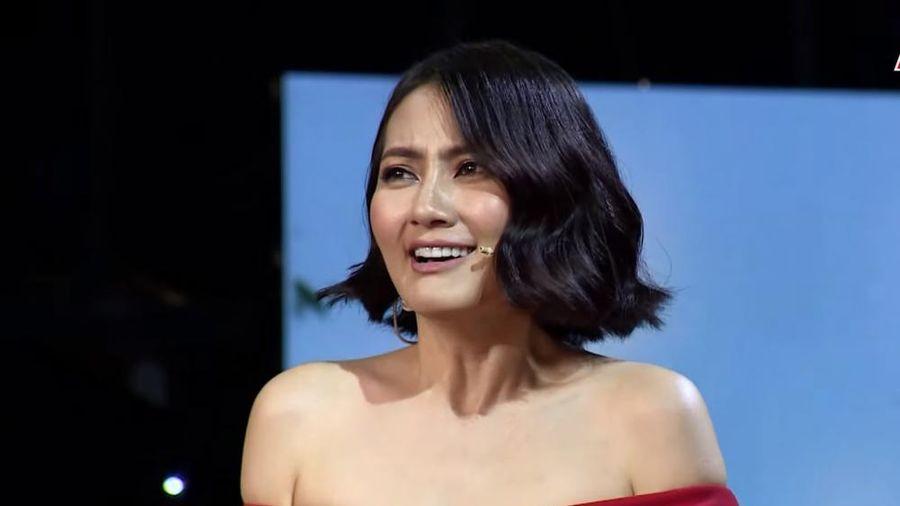 Hậu ly hôn Thanh Bình, Ngọc Lan trải lòng chuyện làm mẹ đơn thân