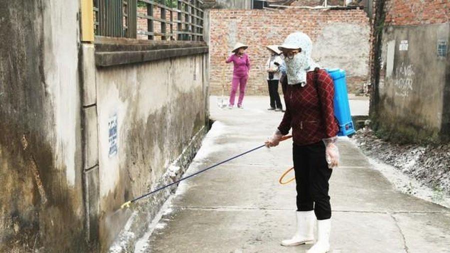 Bắc Ninh tăng cường phòng, chống dịch bệnh cho gia súc, gia cầm vụ Đông Xuân