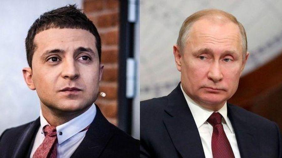 Điện Kremlin công bố chi tiết cuộc gặp giữa ông Putin và ông Zelensky tại Paris