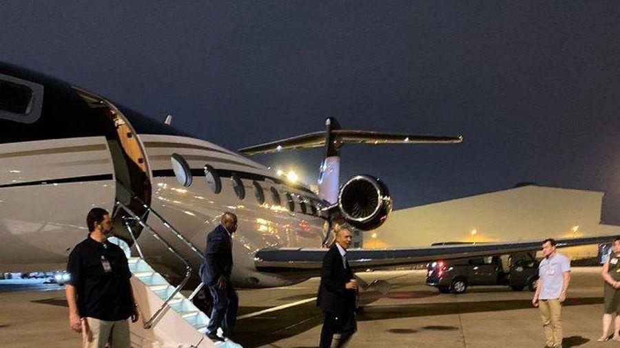 Cựu Tổng thống Mỹ Obama đến Việt Nam bằng máy bay loại nào?
