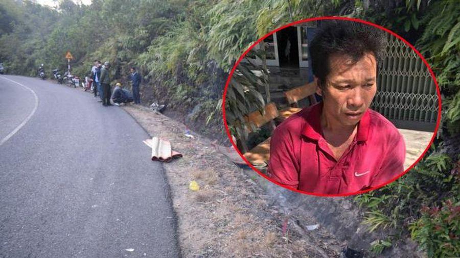 Bắt tài xế tông chết cán bộ kiểm lâm rồi bỏ trốn