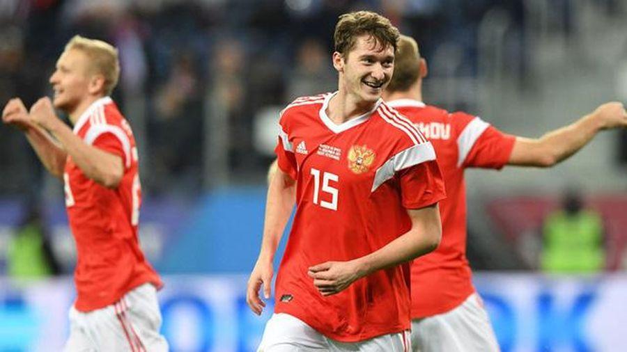 Đội tuyển Nga có thể bị cấm dự World Cup 2022