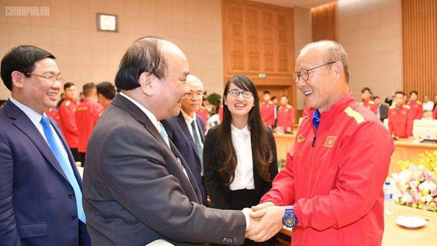 Thủ tướng chúc U22 Việt Nam giành Huy chương Vàng SEA Games 30