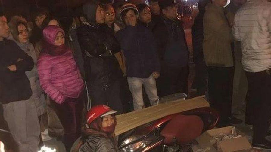 Hà Nội: Va chạm với xe tải khi trên đường đi thăm người ốm, nữ giáo viên cấp 2 tử vong thương tâm