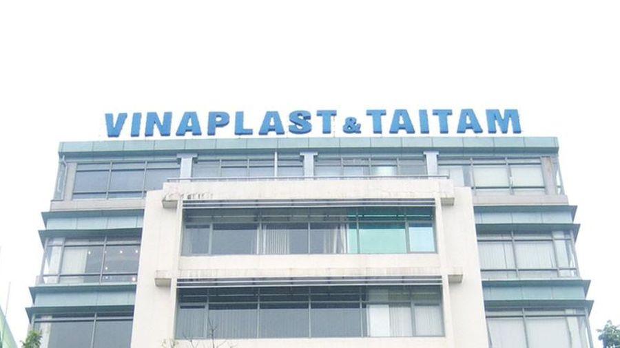 Gánh nặng nợ xấu của Vinaplast
