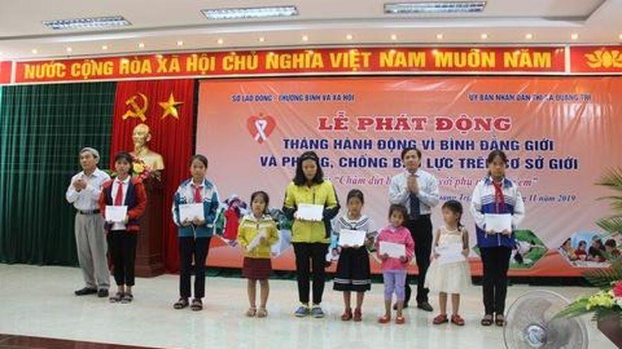 Triệu Phong (Quảng Trị): Hành động vì bình đẳng giới và phòng chống bạo lực