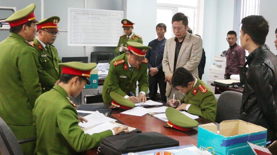 Quảng Bình: Bắt giam 4 cán bộ quản lý dự án gây thất thoát 5,6 tỷ đồng