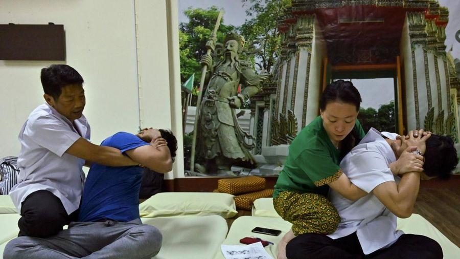Massage Thái có thể thành Di sản văn hóa phi vật thể của Unesco