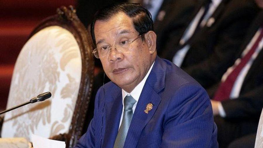 Campuchia thất vọng vì Mỹ trừng phạt quan chức tham nhũng