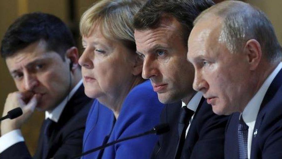 Lần đầu gặp mặt, ông Putin muốn tổng thống Ukraine sửa hiến pháp