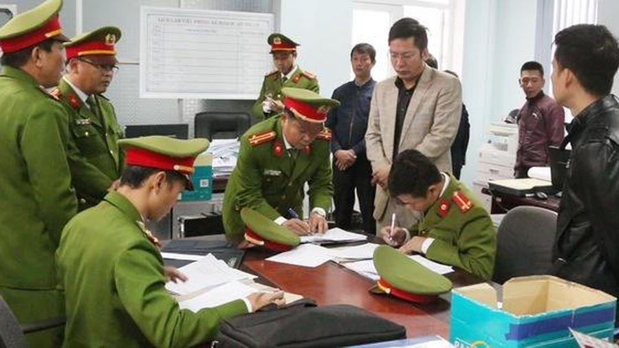 Quảng Bình: Lộ 300 triệu, nhiều USD và EURO tại phòng làm việc của lãnh đạo BQL Môi trường