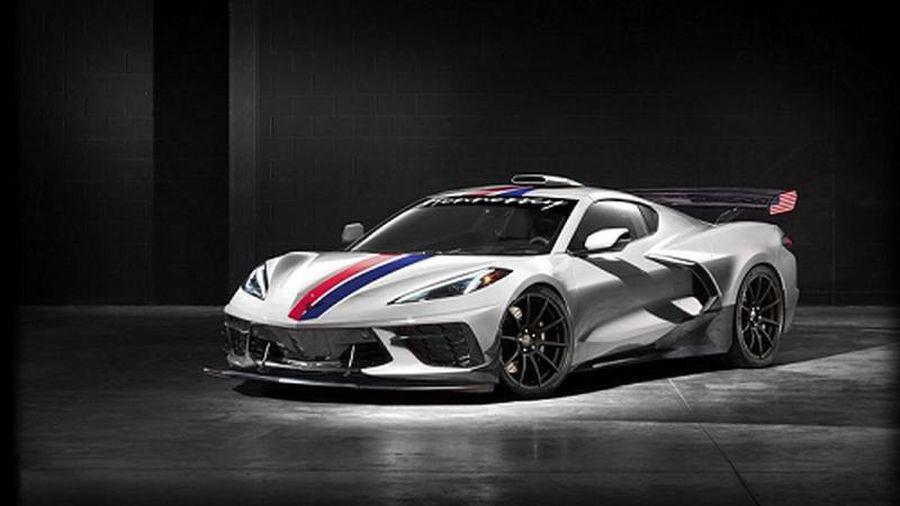 Hennessey công bố gói độ 1.200 mã lực cho Corvette C8