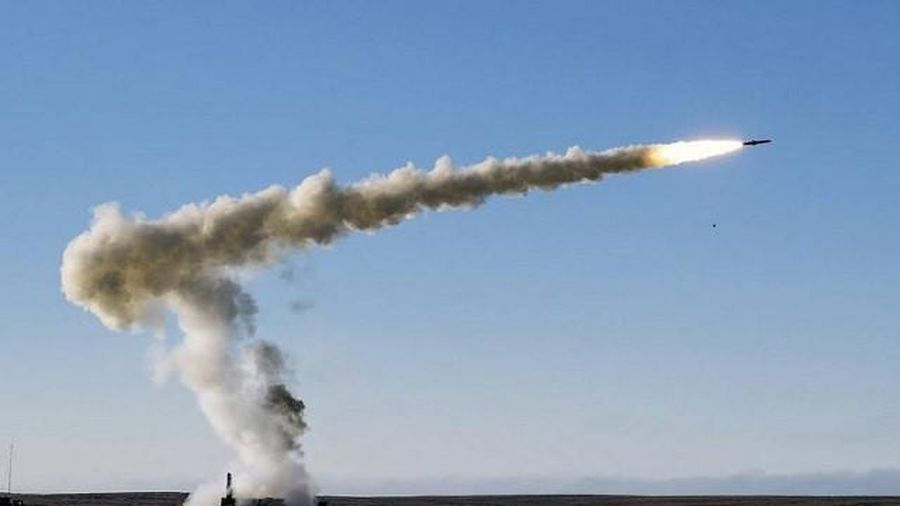 Các tàu chiến mới của Nga đều mang được tên lửa siêu thanh
