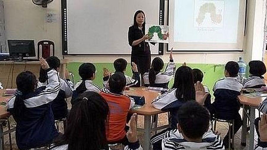 Khi nào Bộ GD&ĐT công bố sách giáo khoa tiếng Anh?