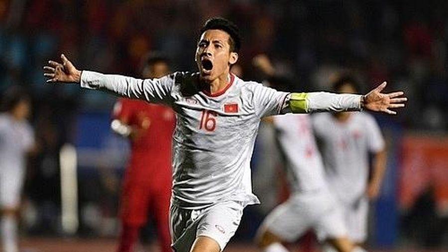 Thi đấu xuất sắc, U22 Việt Nam giành huy chương Vàng lịch sử ở SEA Games