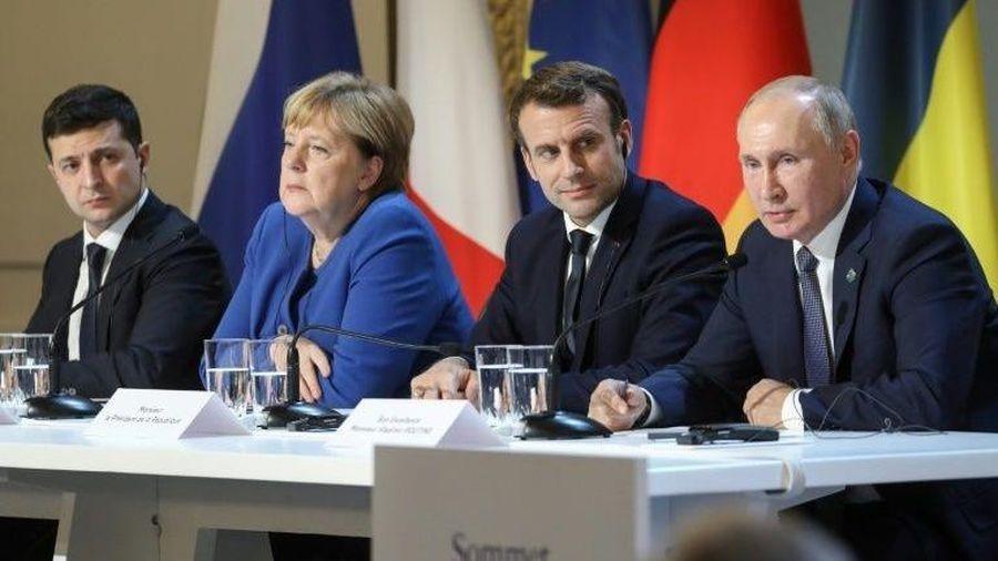 Tin bất ngờ về cuộc gặp trực tiếp đầu tiên của Tổng thống Nga, Ukraine