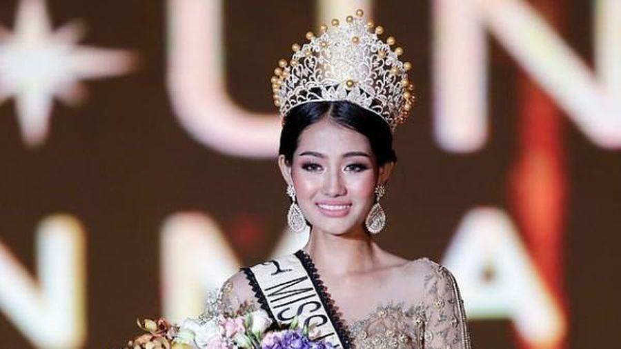 Hoa hậu Myanmar thừa nhận là đồng tính nữ