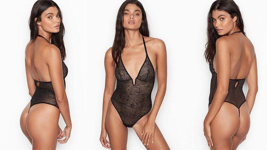 Vẻ quyến rũ đàn bà mê đắm của siêu mẫu nội y Daniela Braga